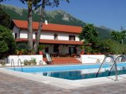 Outdoor with swimming pool - Azienda Agrituristica Colle Bralle