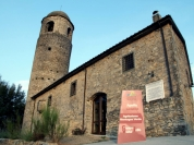 The Restaurant in the ancient Tower - Agriturismo Montagna Verde