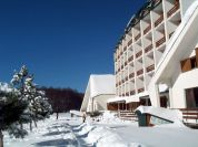 Outdoor, winter - Hotel Miramonti
