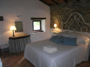 One of the double rooms - Borgo di Serignana