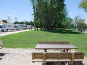area pic nic - Quinto Camper Resort