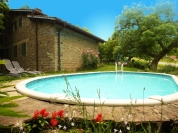 Piscina - Bed & Breakfast Il Vado