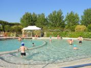 Giochi area piscine - Camping Italia