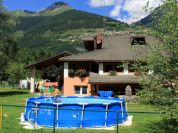 Swimming-pool - Camping and Chalet Presanella