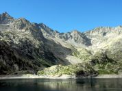 Chiotas Lake and Genova Mountain Hut