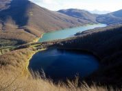 Squincio Lake and Lagastrello