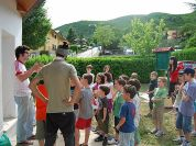 Environmental Education - Visitor Center in Schignano