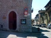 Info Point von Costacciaro