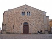 Façade of the Pieve di Santa Maria Assunta