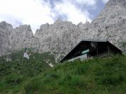 7° Alpini Mountain Hut - CAI 501