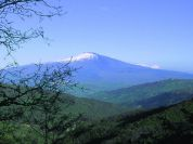 Etna seen from Nebrodi