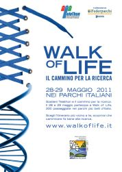 Tutto è pronto per Walk of life