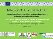"""VALLI DEL MINCIO NEW LIFE"""