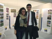 Il Parco all'Agri Travel & Slow Travel Expo di Bergamo. Il ministro Martina visita lo stand