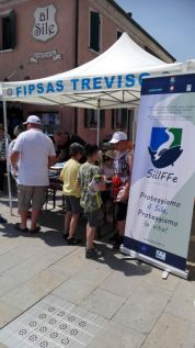 Dissemination activity under Action E5 of the LIFE14 NAT/IT/000809 SILIFFE Project, addressing FIPSAS in Treviso