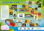 The Park has launched the Mincio River board game, to promote protection of local fish