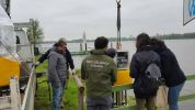 Profiling buoys to analyse the river�s health and manage problems
