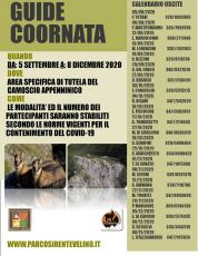 Calendario Uscite Guide Coornata