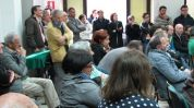 Information meeting in Barisciano