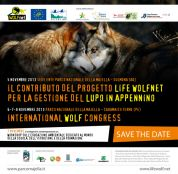 Save the date - evento finale wolfnet
