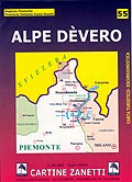 Alpe Devero - Cartine Zanetti