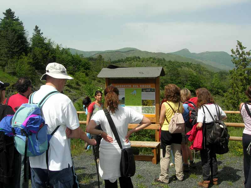 Laghetto del Bocco Nature Trail