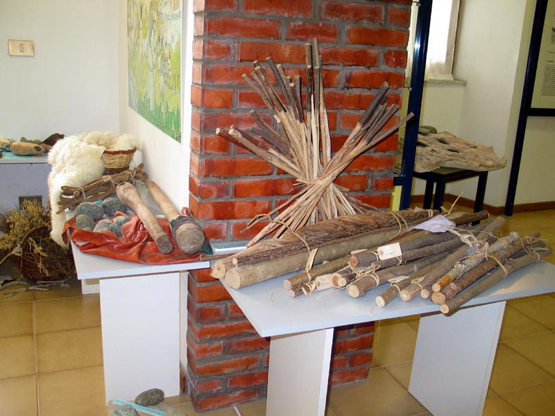 Permanent Archaeological Exhibit - Alpicella