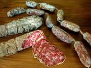 Salame cotto e crudo di Sassello