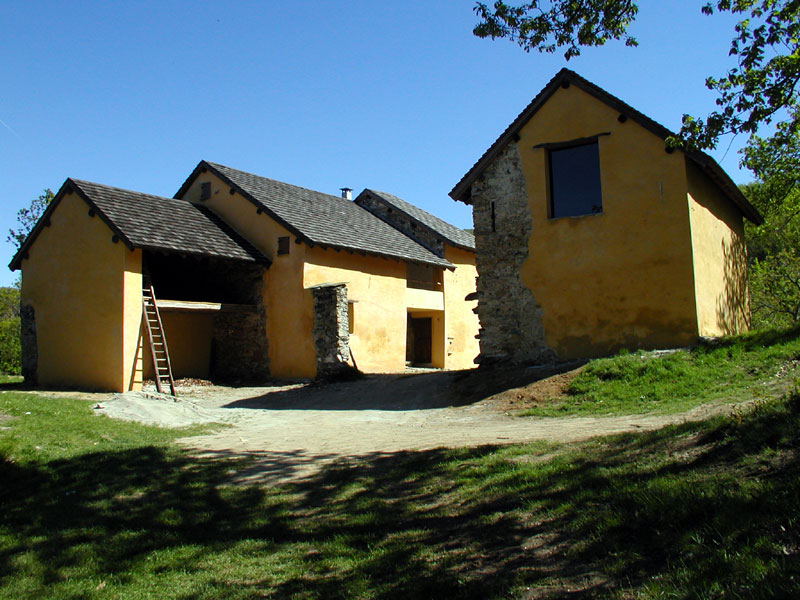 Ecomuseum of Cascina Moglioni