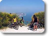 Tour by Mountain Bike