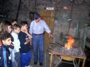 Environmental Education at the old ironworks