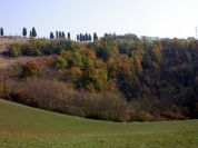 I Gessi in autunno