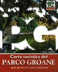 Carta turistica del Parco Groane