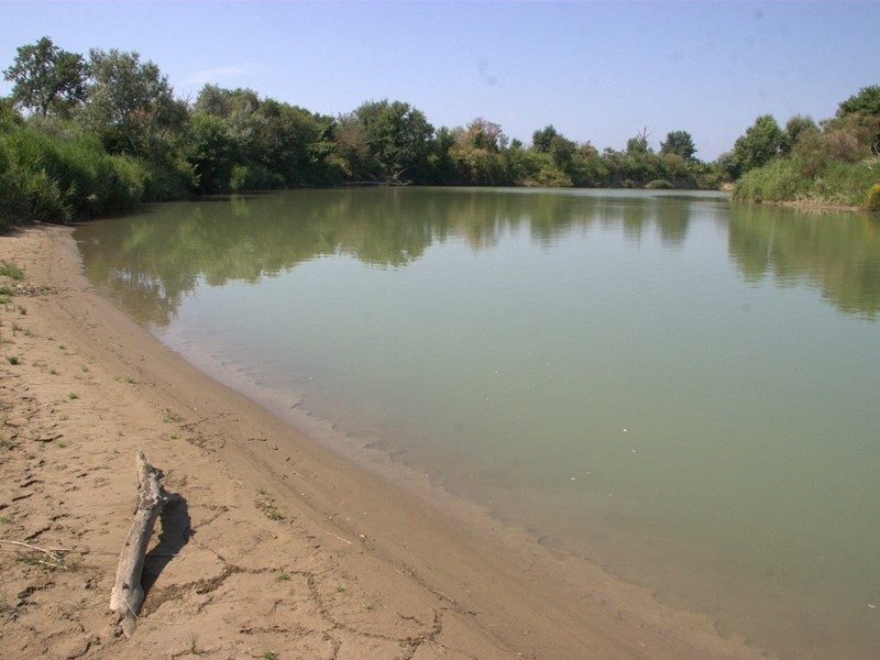 Ombrone: The river of Maremma