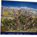 Poster Panorama Val Chalamy