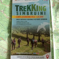 Hiking map of the Monti Simbruini Regional Nature Park (scale 1:25.000) - 4th Edition