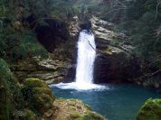 Comunacque Waterfall