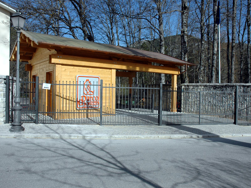Pescasseroli Visitor Center