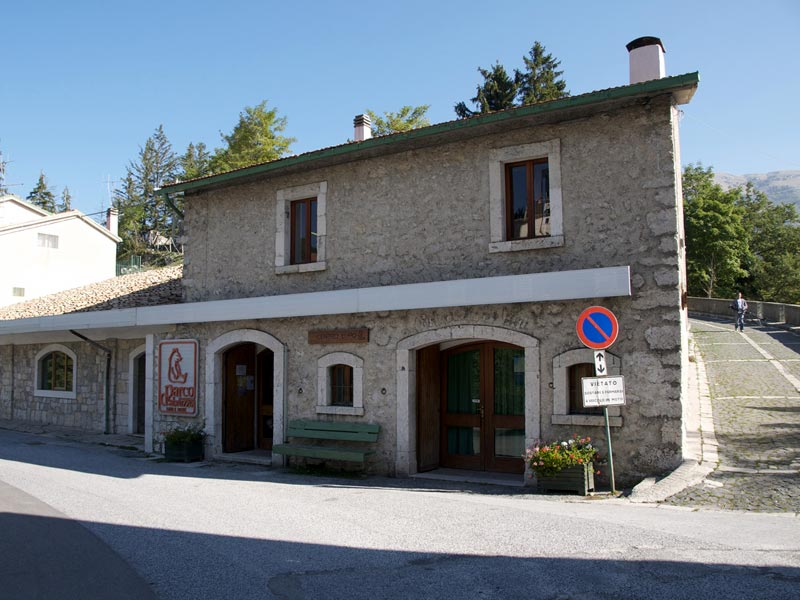 Civitella Alfedena Visitor Center