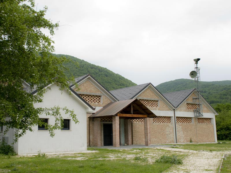 Val Fondillo (Opi) Visitor Center