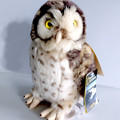 Owl plush of the Gran Paradiso National Park 2019 version National Geographic
