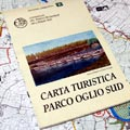 Tourist Map Oglio Sud Park