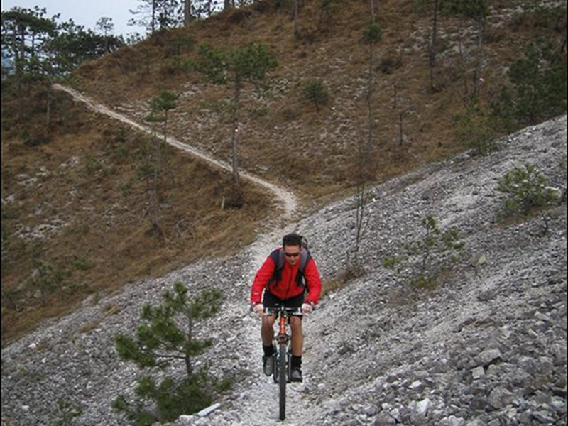Tours by MTB