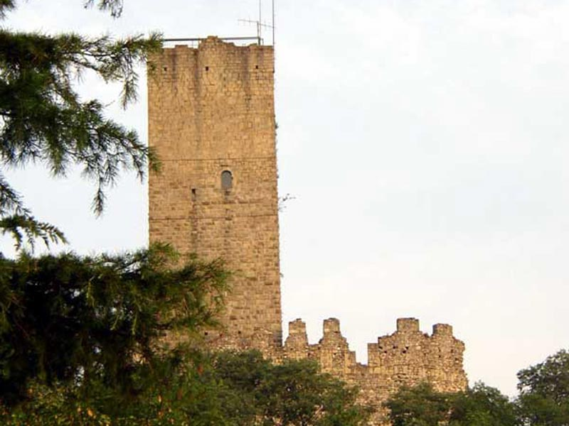 Baradello Castle