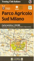 Carta del Parco Agricolo Sud Milano