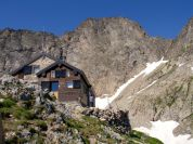 Rifugio Federici Marchesini al Pagari&#39; - Rifugio Federici Marchesini al Pagari'