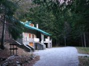 Outbuilding The House in the Woodland at 100m from the mountain  - Rifugio Lagdei