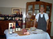 Interno - Trattoria Croce Bianca