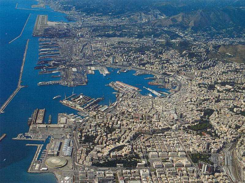 Genoa: Capital of the emigration from the Apennines