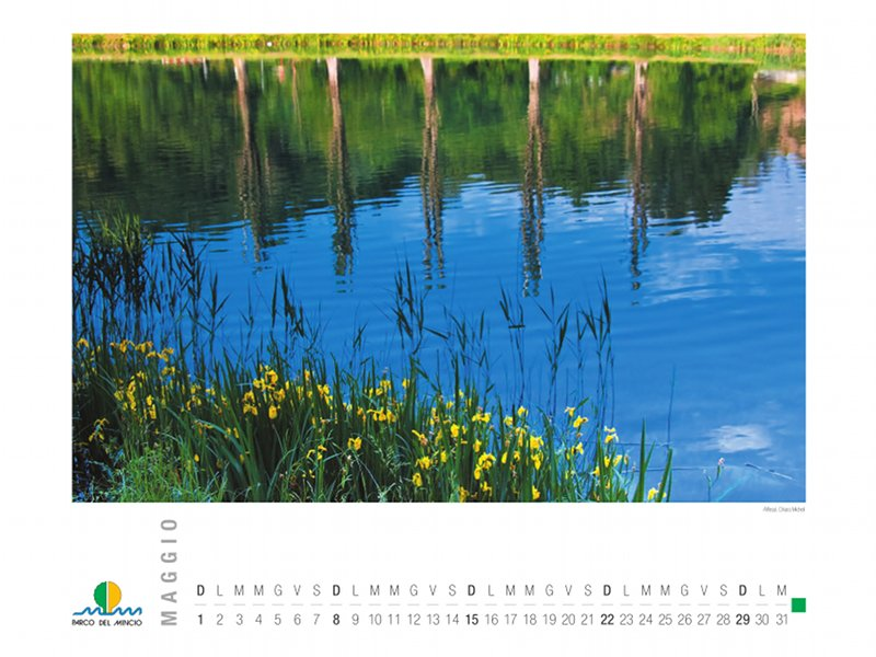 Calendario 2011 - Maggio